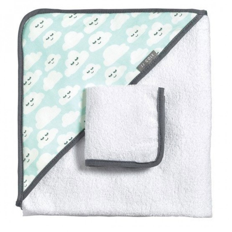 JJ Cole - Hooded Towel Set