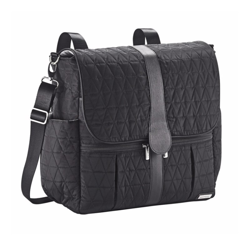 JJ Cole - Backpack Diaper Bag - Black