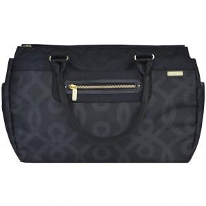 JJ Cole - Parker Diaper Bag - Black