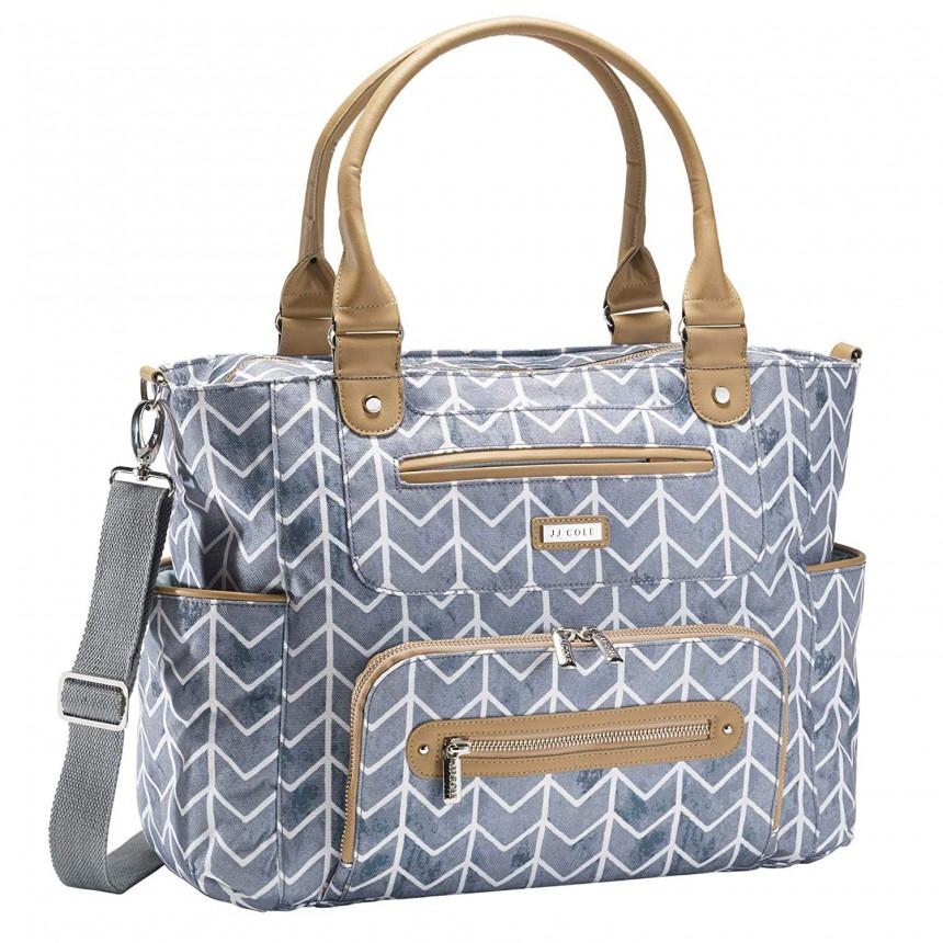 JJ Cole - Diaper Bag Caprice
