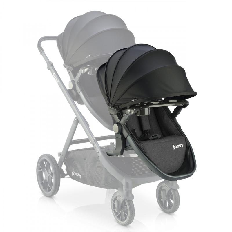 Joovy - Qool Stroller 2nd Seat + Adapter