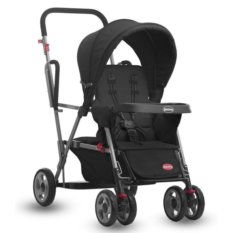 Joovy - Stroller - Caboose Graphite - Black