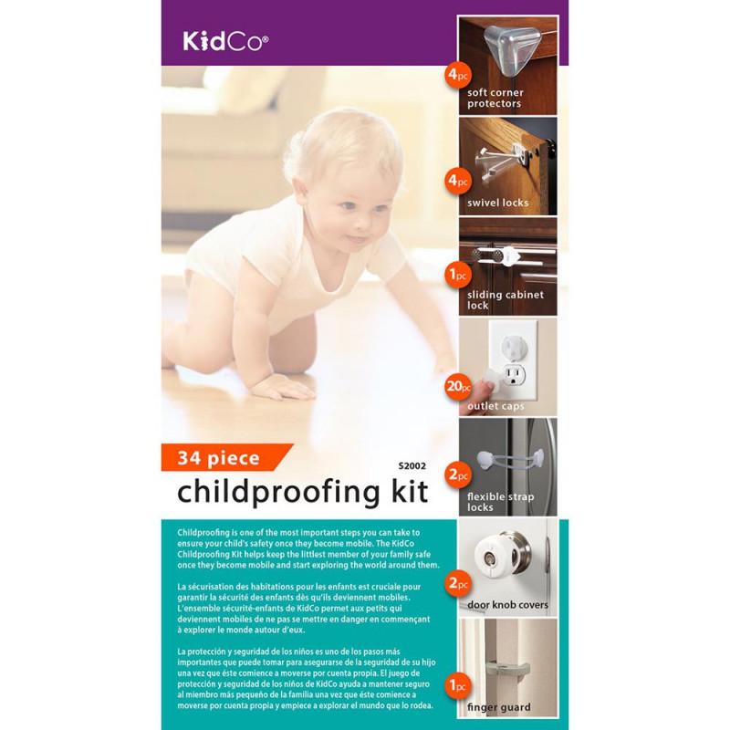 KidCo - l'ensemble sécurité-enfants