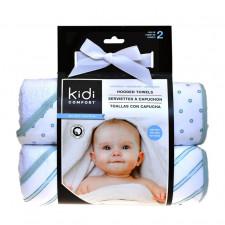 Kidi  Comfort - Hooded Towels - Teal