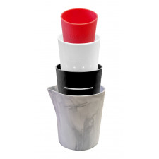 Kushies - Silistack - Silicone bath stacking cups