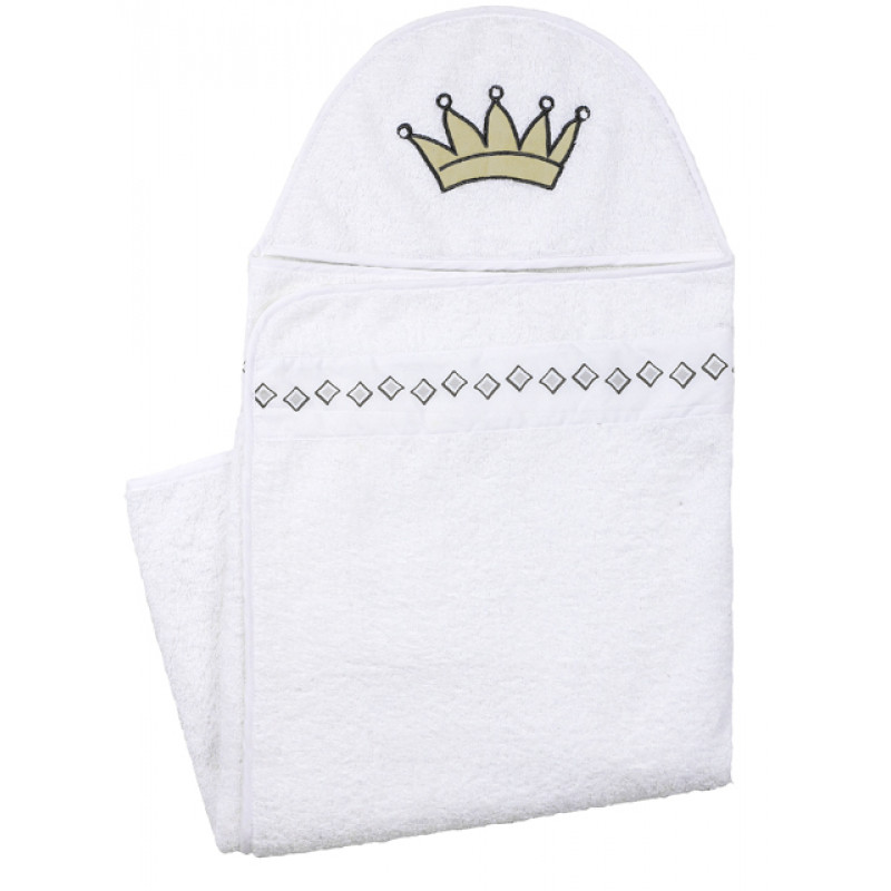 Kushies - Hooded Towel