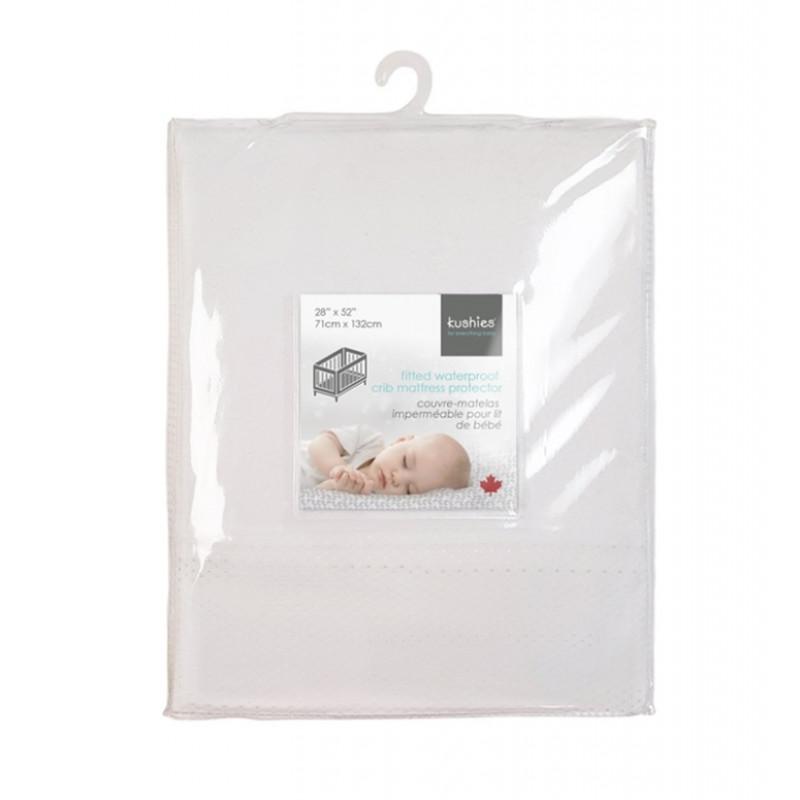 Kushies - Waterproof Crib Cover