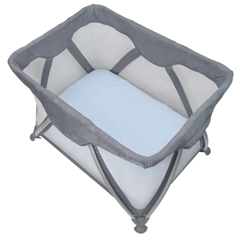 Kushies - Playpen Flannel Fitted Sheet