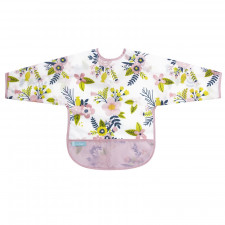 Kushies - Cleanbib With Sleeves (12-24m)