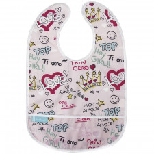 Kushies - Cleanbib Waterproof 12m+