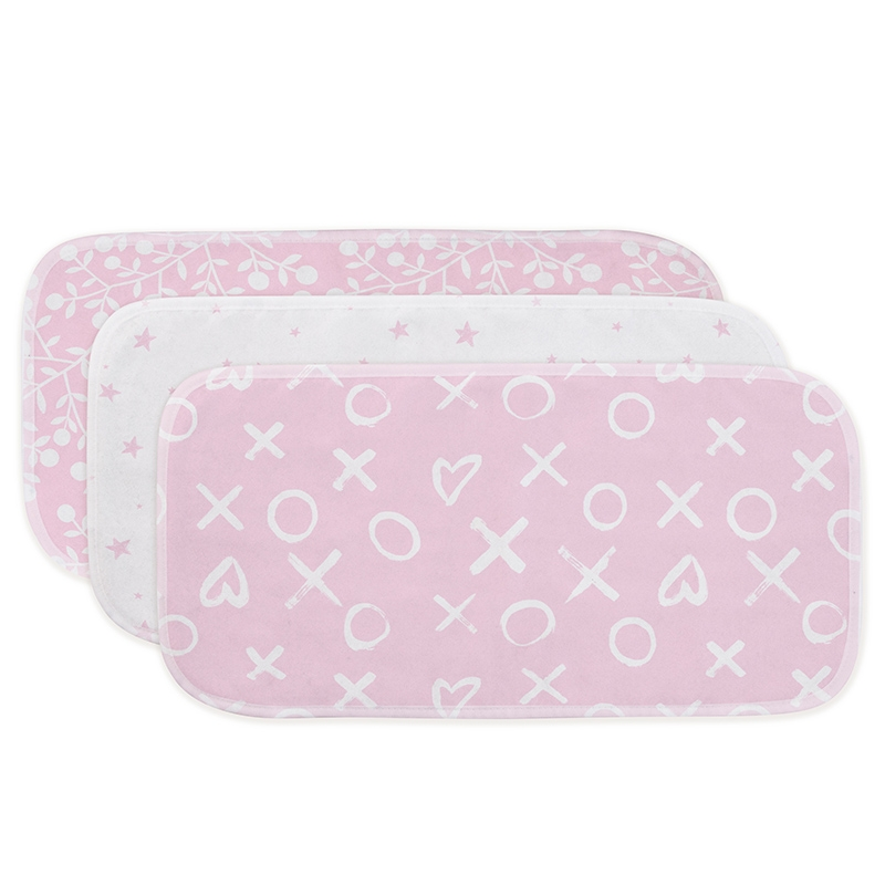 Kushies - Burp Pads 3pk