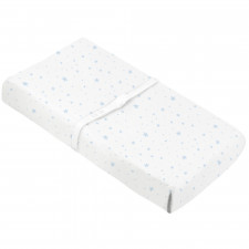 Kushies - Change Pad Fitted Flannel Sheet w/ Slits