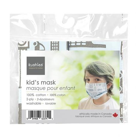 Kushies - Washable Mask for Kids