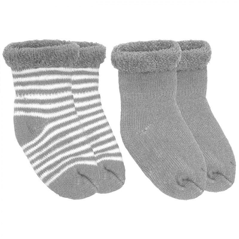 Kushies - Newborn Terry Socks