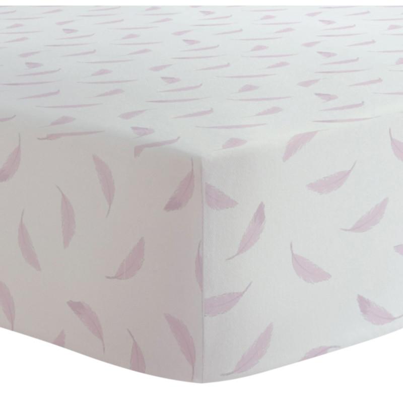 Kushies - Fittied Crib Sheet Organic Jersey