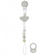 Kushies - SiliBeads Pacifier Clip