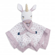 Lulujo - Lovie Muslin Cotton - Unicorn