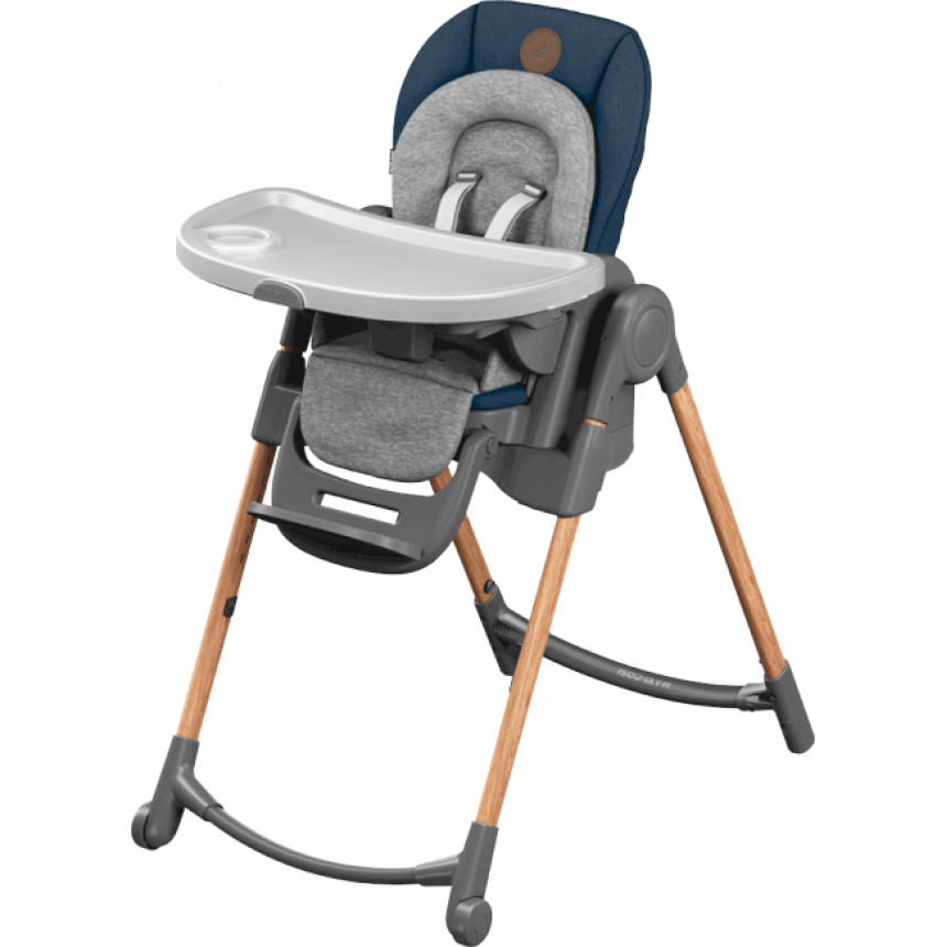 Maxi-Cosi - Minla High Chair - Essential Blue