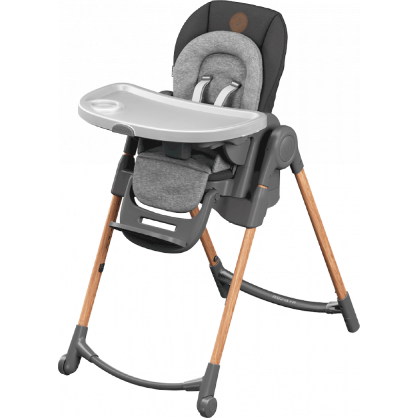 Maxi-Cosi - Minla High Chair - Essential Graphite