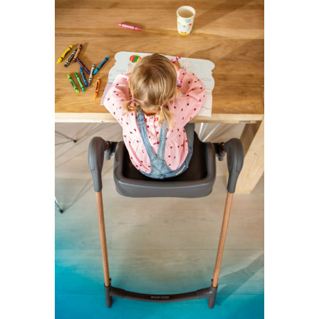 Maxi-Cosi - Minla High Chair - Essential Blush