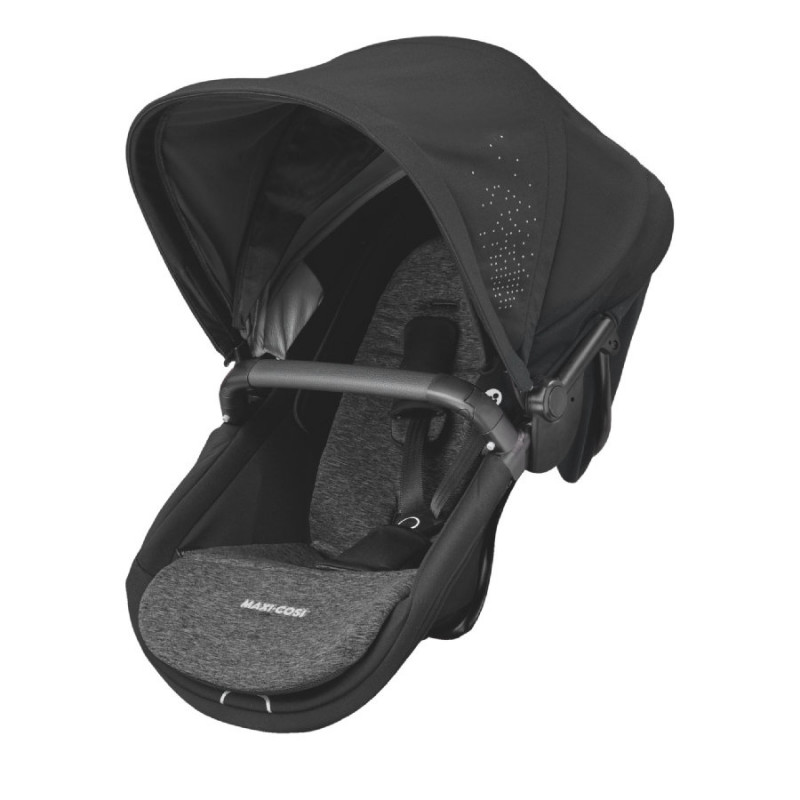 Maxi-Cosi - Duo Kit Lila for Stroller - Nomad Black