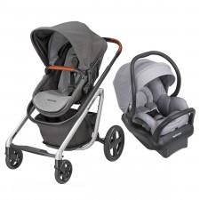 Maxi-Cosi - Lila Stroller + Mico Max 30 - Nomad Grey