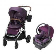 Maxi-Cosi - Adorra Stroller + Mico Max Nomad Purple