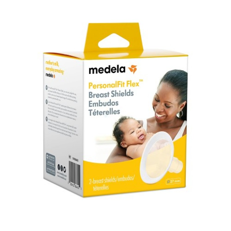 Medela - Personal Fit Flex Breast Shields