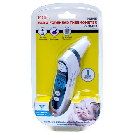 Mobi - DualScan Thermometer