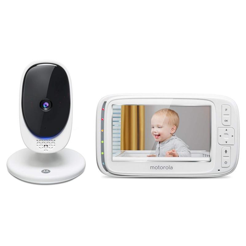 "Motorola - 5"" Video Baby Monitor"