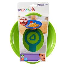 Munchkin - 3 Bols Indicateur De Chaleur