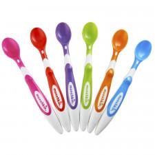 Munchkin - Soft-Tip Infant Spoons 6pk