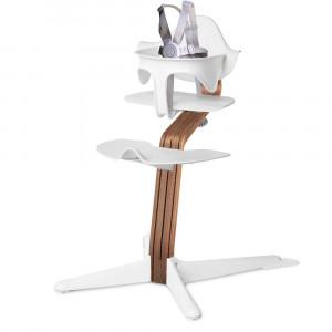 Nomi - High Chair Walnut (Premium)
