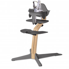 Nomi - High Chair White Oak