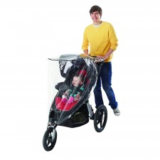 Nuby - Jogging Stroller Weather Shield