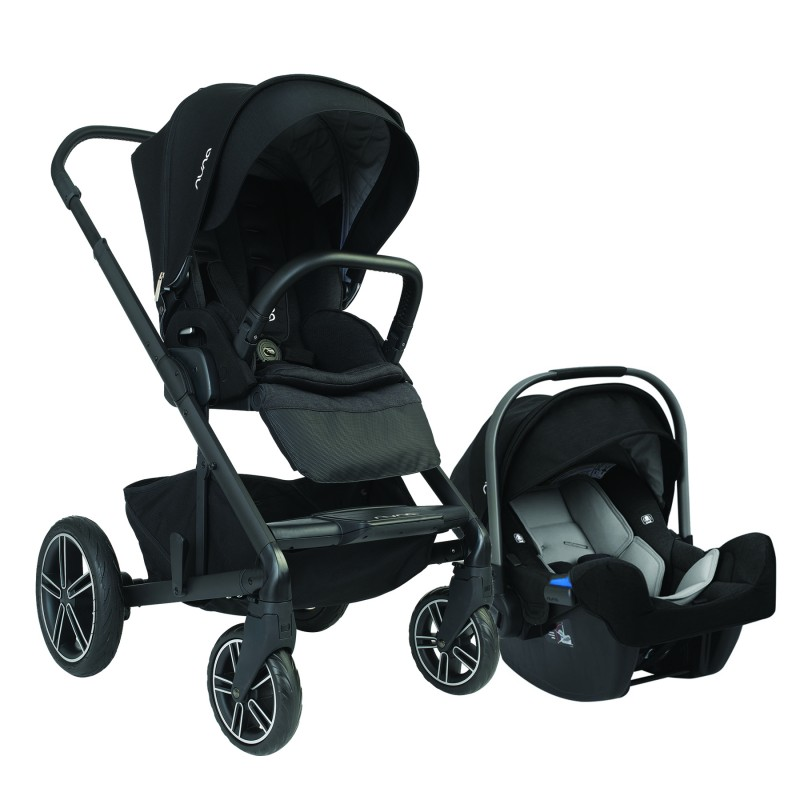 Nuna - Travel System Mixx 2 + Pipa Infant Car Seat