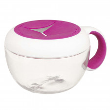 Oxo Tot - Flippy Snack Cup - Pink