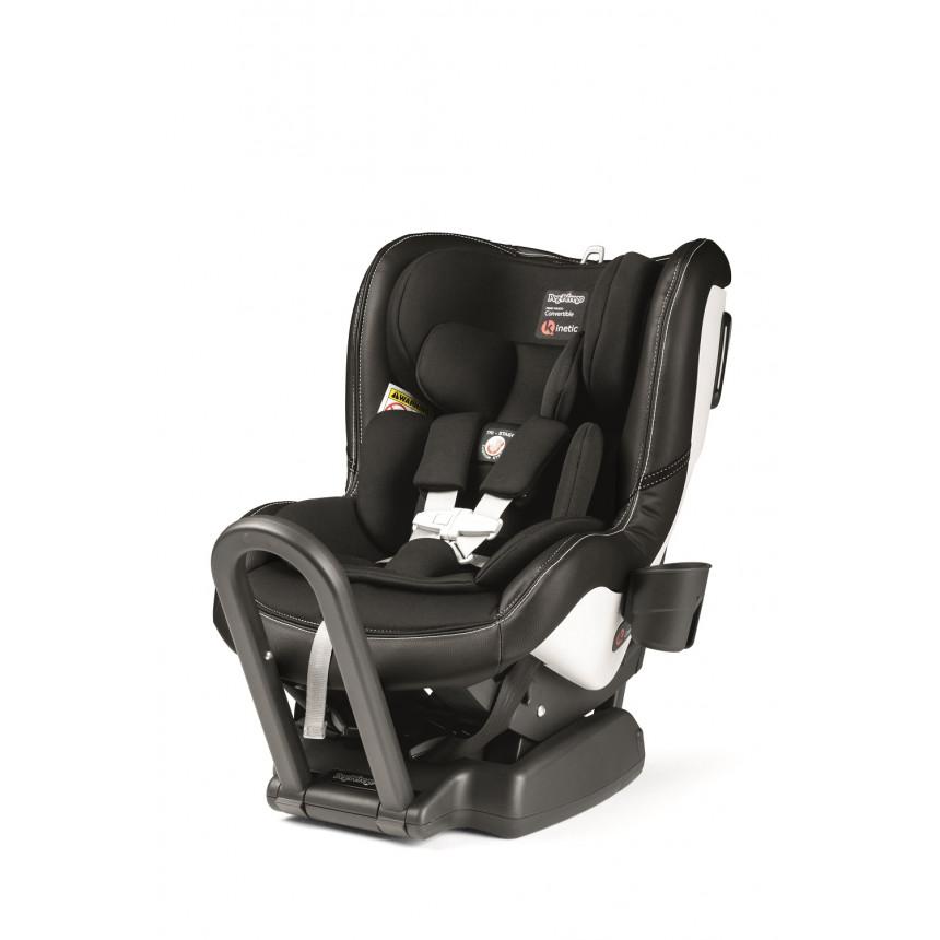 Peg Perego - Car Seat Primo Viaggio Convertible Kinetic - Licorice