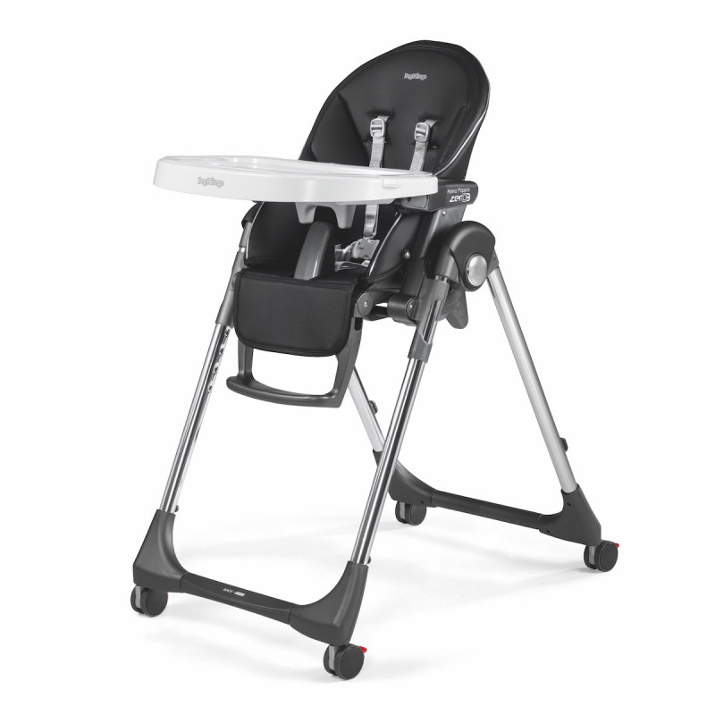 Peg Perego - High Chair Prima Pappa Zero 3 - Agio Hi Tech Licorice