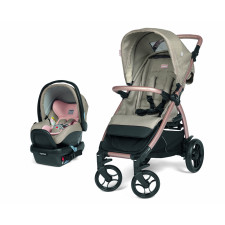 Peg Perego - Travel System Booklet 50 - Mon Amour