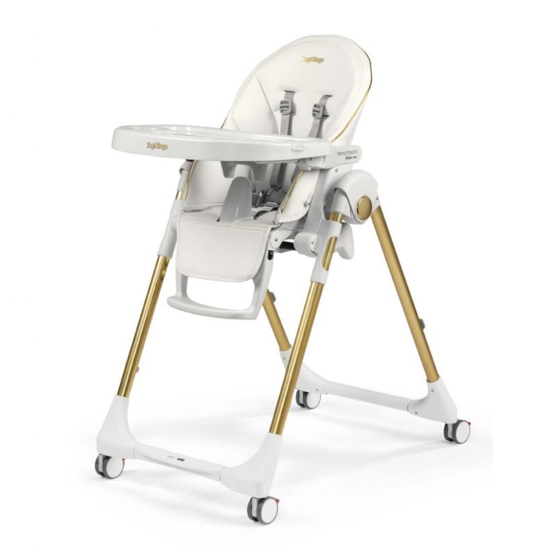Peg Perego - High Chair Prima Pappa Zero 3 - Gold