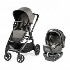 Peg Perego - Ypsi Travel System - Premium City Grey (2021)