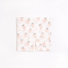 Petit Lem - Muslin Swaddle Blanket - La Vie En Rosé