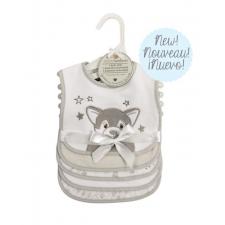 Piccolo Bambino - 5 Bavoirs pour bébé