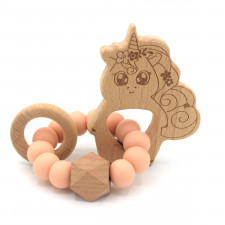 Pois et Moi - Teether Toy