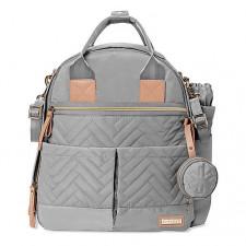 Skip Hop - Suite 6-In-1 Diaper Backpack Set