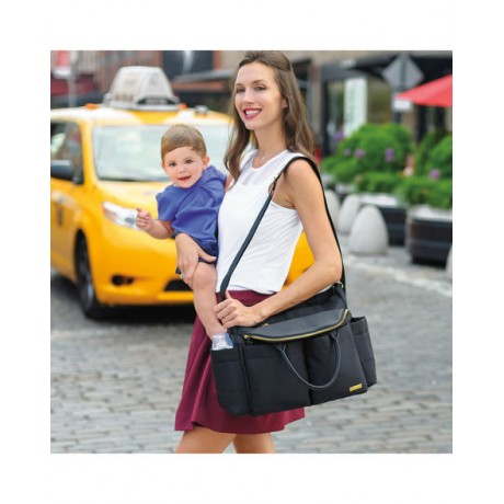 Skip Hop - Diaper Bag Chelsea Downtown Chic Satchel