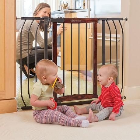 Summer Infant - Barrière déco avec porte Anywhere