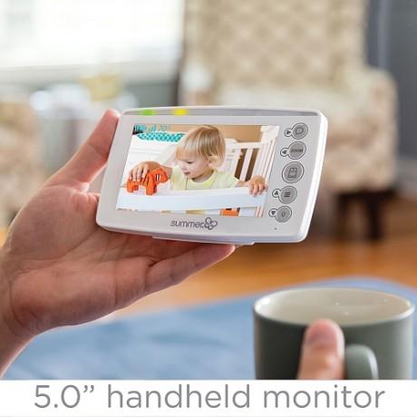 Summer Infant - Panorama - Moniteur vidéo couleur numérique