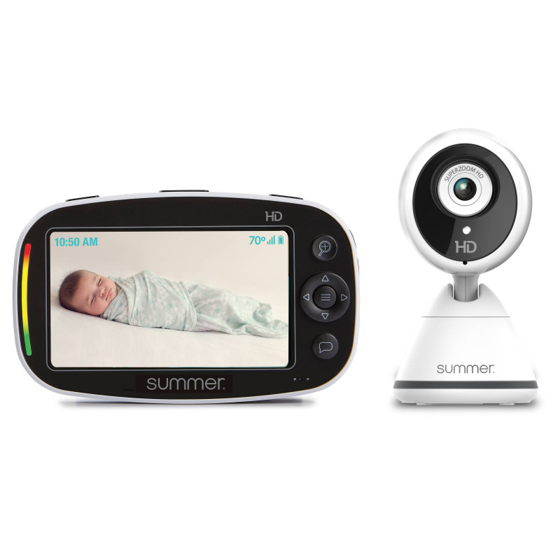 Summer Infant - Monitor Baby Pixel Zoom HD